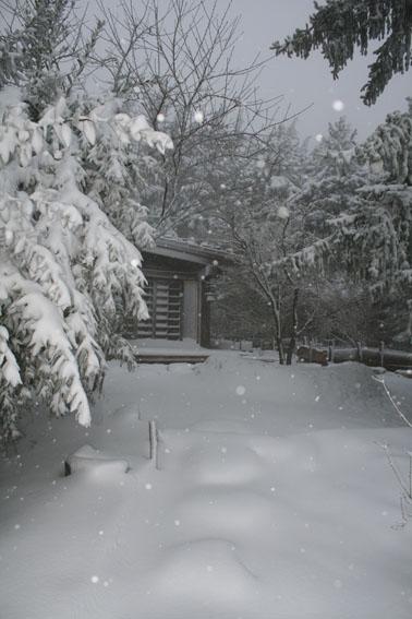 winter ofuro