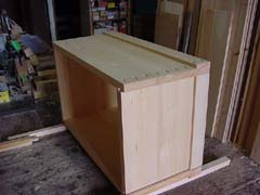 japanese soaking tub for two. ofuro making soaking hot tubs  assembling and joining