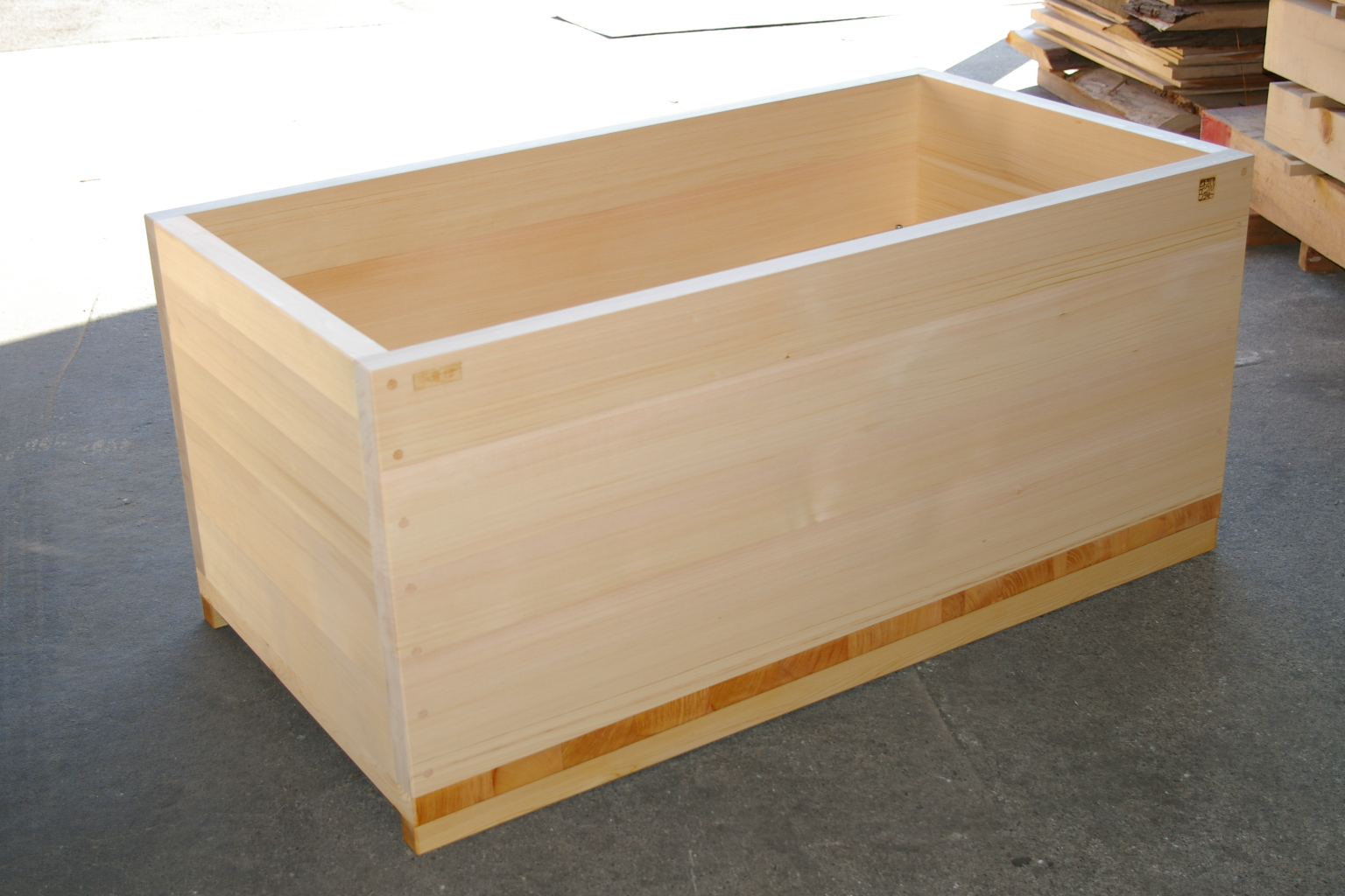 Ofuro Soaking Hot Tubs Hinoki Ofuro For Upstate NY
