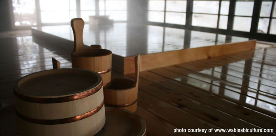 Japanese Ofuro Hottubs Are Made With Hinoki Wood For Natural Minimalist Rel
