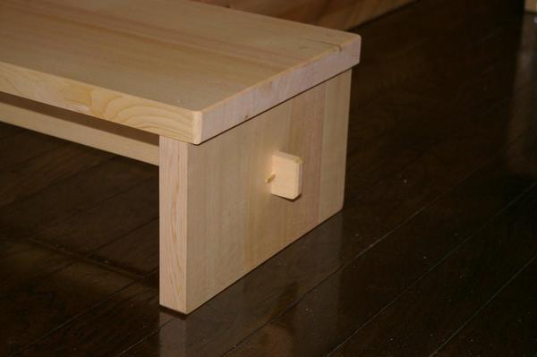 ofuro bench