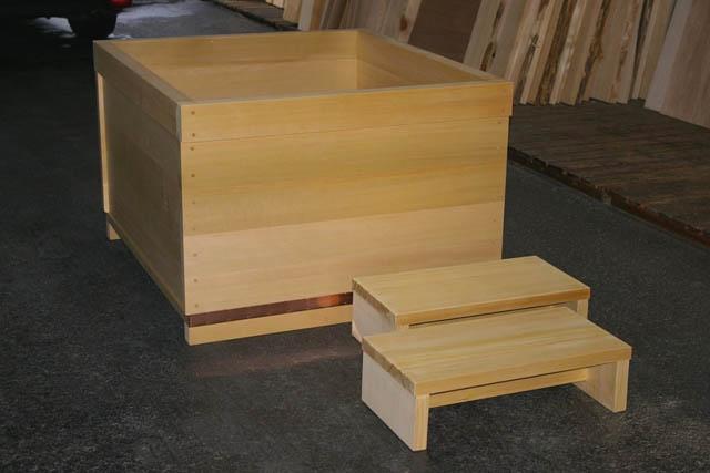 wood ofuro